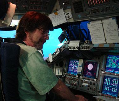 Pilot Steele
